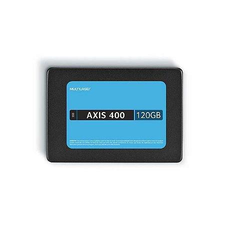 SSD Multilaser Axis 400 120GB SATA III - SS101