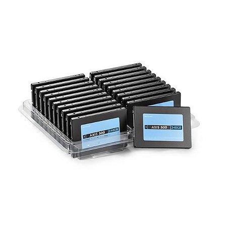 SSD Multilaser Axis 500 240GB SATA III - SS200BU