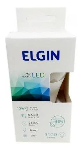 LÂMPADA LED BULBO ELGIN A60 12W BIV (75W)