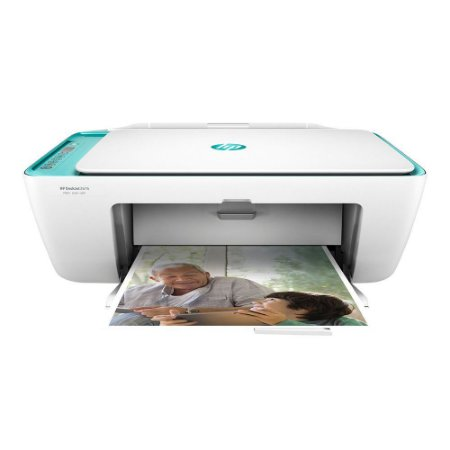 IMPRESSORA MULTIFUNCIONAL HP DESKJET 2676 WIRELESS