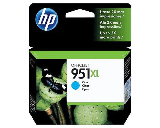CARTUCHO HP 951XL 17ML CIANO CN046AB