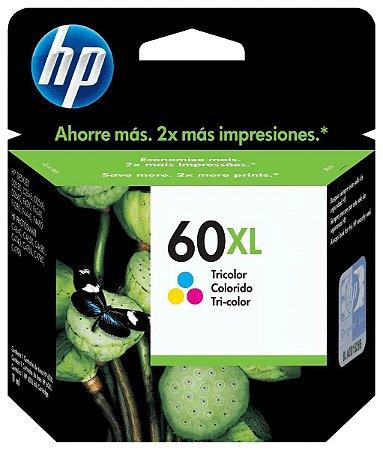 CARTUCHO HP CC644WB COLOR (60XL) 15.5 ML