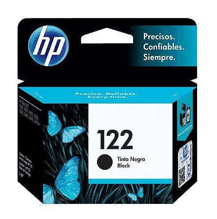 CARTUCHO HP CH561HB PRETO (122) 2 ML