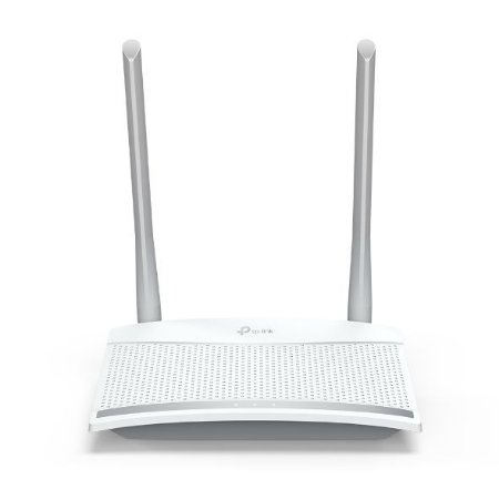 ROTEADOR WIRELESS 300M TP-LINK TLWR820N 2 ANTENAS