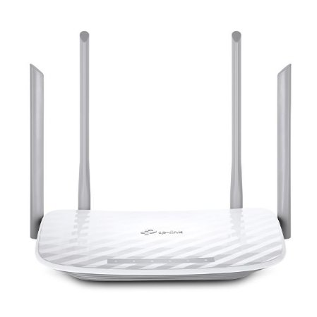 ROTEADOR WIRELESS TP-LINK ARCHER C5W AC1200 DUAL BAND GIGABIT