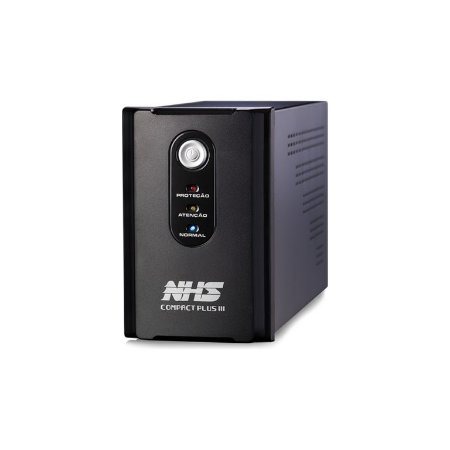 NOBREAK NHS COMPACT PLUS III 1200VA ENTRADA BI
