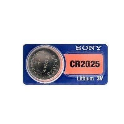 BATERIA LITHIUM 3V CR2025 SONY