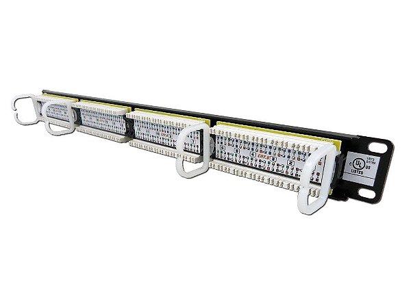 PATCH PANEL CABLIX 48P CAT6 MP6-11K
