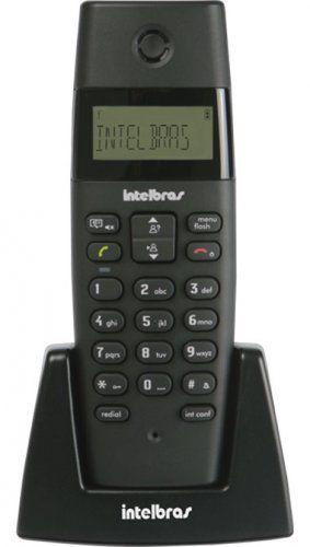 TELEFONE RAMAL SEM FIO INTELBRAS TS40R