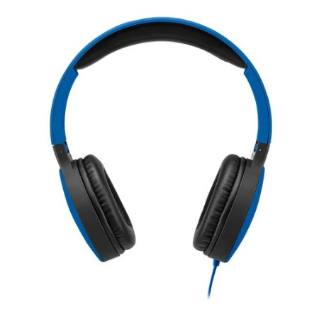 FONE DE OUVIDO MULTILASER HEADPHONE NEW FUN WIRED AZUL PH272