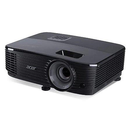 PROJETOR ACER X1123H 3600 LUMENS HDMI PRETO