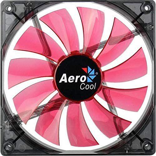 VENTILADOR PARA GABINETE - 14X14 CM EN51370 RD LED AEROCOOL