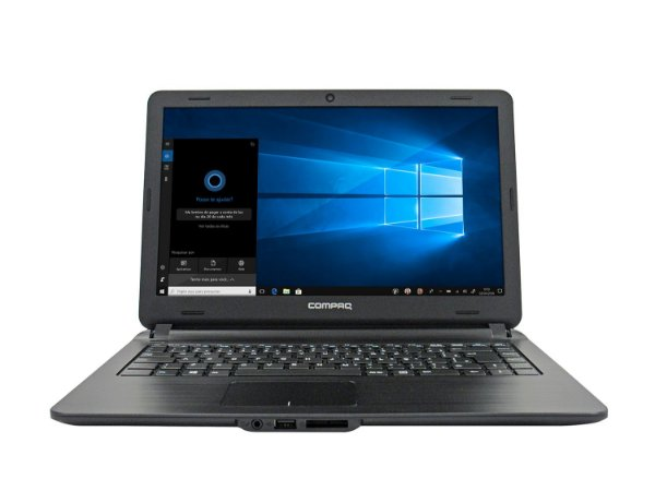 "NOTEBOOK COMPAQ PRESARIO CQ-21N I3-5005U/4GB/SSD120GB/14""/HDMI PC803"