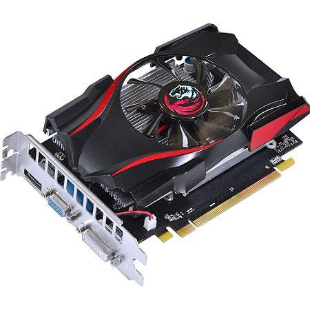 PLACA DE VÍDEO PCYES RADEON R7 240 4GB DDR5 128BTIS