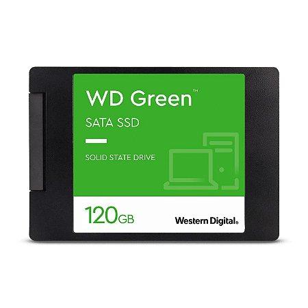SSD 120GB SATA WESTERN DIGITAL WDS120G2G0A