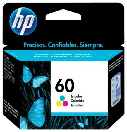 CARTUCHO HP CC643WB COLOR (60) 6,5 ML