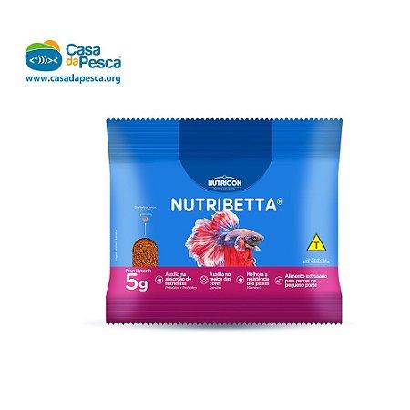 RAÇÃO NUTRICON NUTRIBETTA 5 G
