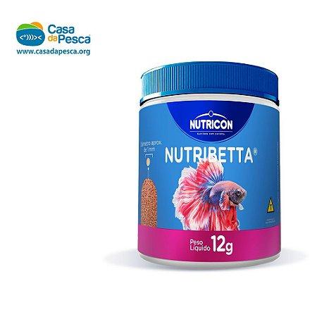 RAÇÃO NUTRICON NUTRIBETTA 12 G