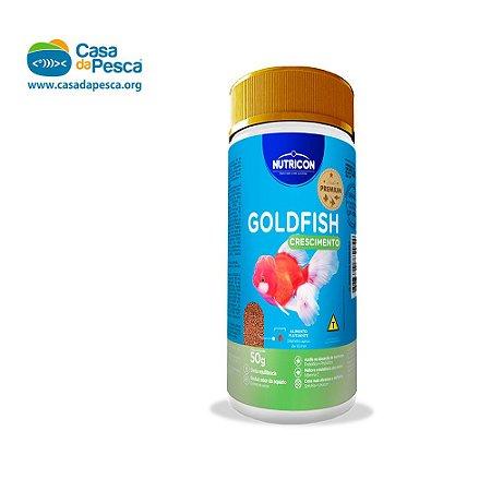 RAÇÃO NUTRICON GOLDFISH CRESCIMENTO 50 G