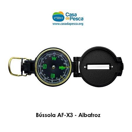 BUSSOLA AF-X3 - ALBATROZ