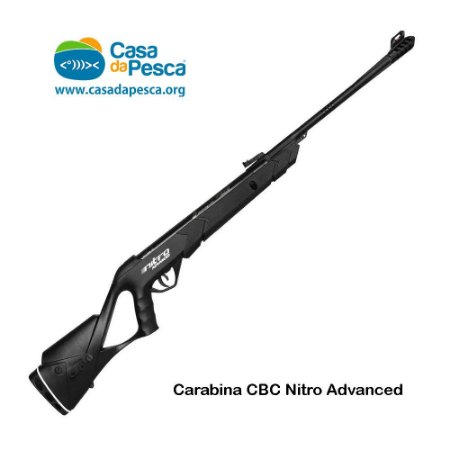 CARABINA CBC NITRO ADVANDED 5.5 MM