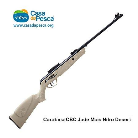 CARABINA CBC JADE MAIS NITRO DESERT 5.5 MM