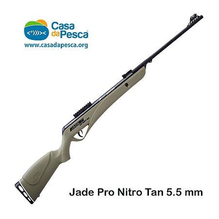CARABINA CBC JADE PRO NITRO TAN 5.5 MM