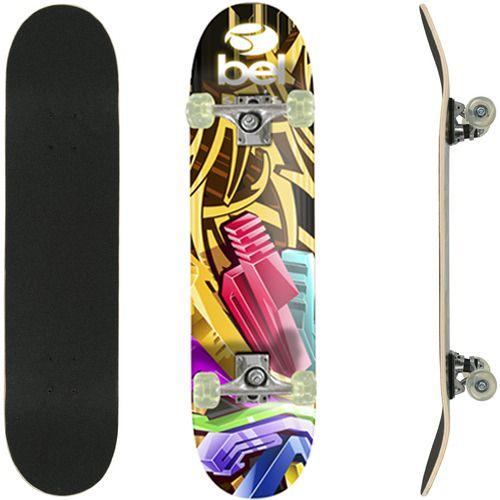 Skate Street Semi Profissional Bel - Grafite