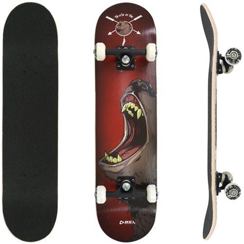 Skate Street Semi Profissional Bel - Lobo