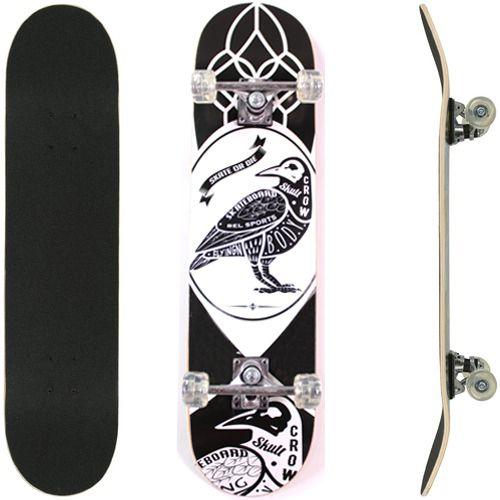 Skate Street Semi Profissional Bel - Corvo