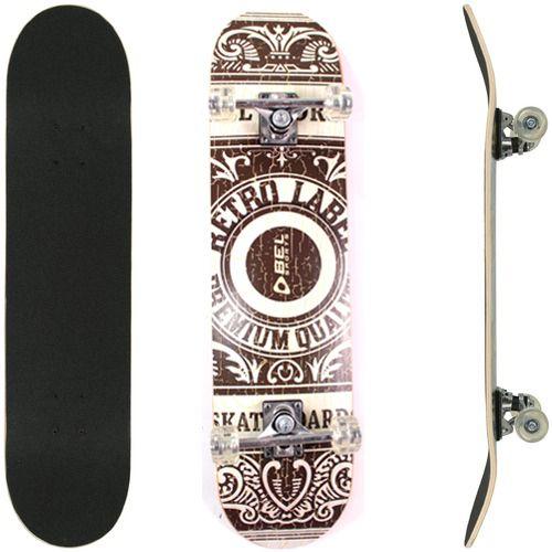 Skate Street Semi Profissional Bel - Retro Label