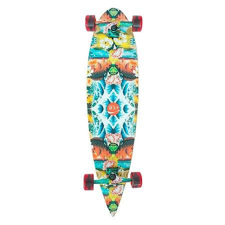 Skate Longboard Coca-Cola - Kaleidoscope