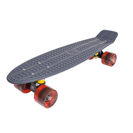Skate Cruiser Mormaii Cinza 56cm