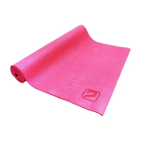 Tapete de Yoga Mat para Exercícios 173cm - Rosa