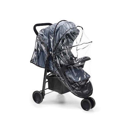 Capa De Chuva Para Carrinho De Bebê Universal Multikids