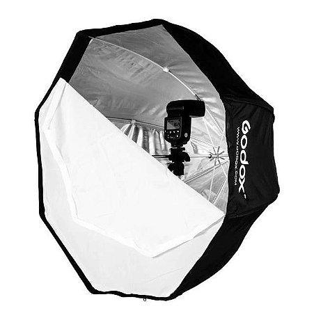 Softbox Godox 95cm Octabox Sombrinha Guarda Chuva