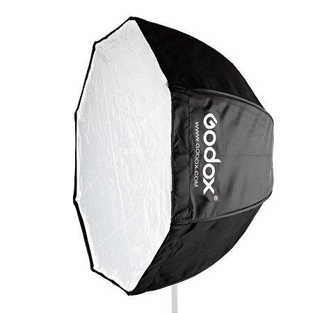 Softbox Godox 120cm Octabox Sombrinha Guarda Chuva