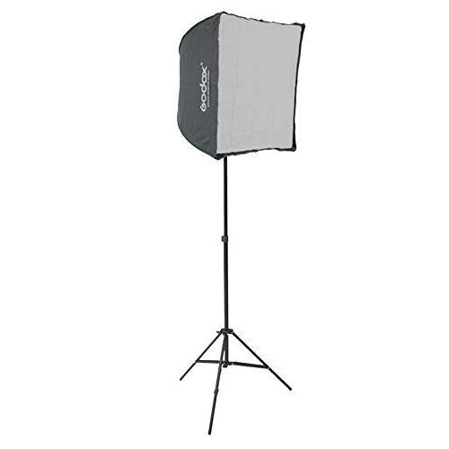 Softbox Godox 60x60cm Sombrinha Kit Luz Contínua