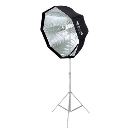 Softbox Godox 80cm Octabox Sombrinha Kit Luz Contínua