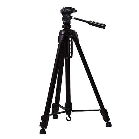 Tripé para Câmera Nest KT-2018 1.65m