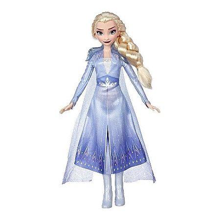 Boneca Frozen 2 Elsa Disney Articulada