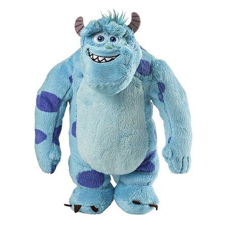 Sulley Boneco de Pelúcia Disney Monstros SA 30cm com Som