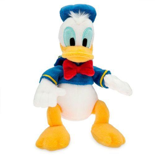 Pato Donald Boneco de Pelúcia Disney 33cm com Som
