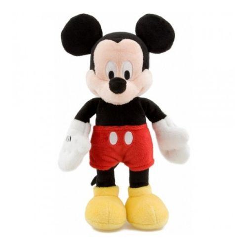 Mickey de Boneco de Pelúcia Disney 33cm com Som