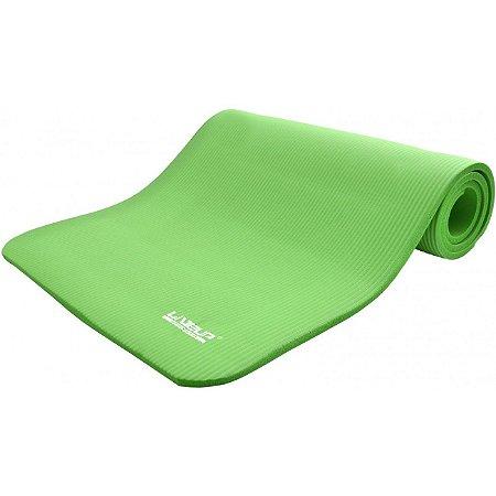 Colchonete Academia Tapete Yoga de Espuma - Verde