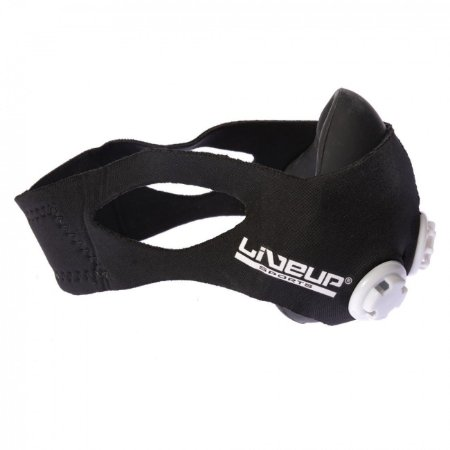 Máscara de Treinamento Respiratório LiveUp