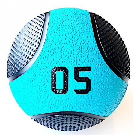 Medicine Ball 5Kg PRO - Bola de Pilates para Treino Funcional