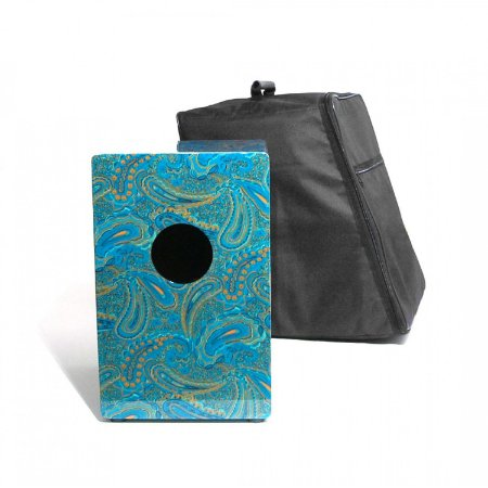 Capa para Cajón Inclinado e Reto - Solid Sound LEE