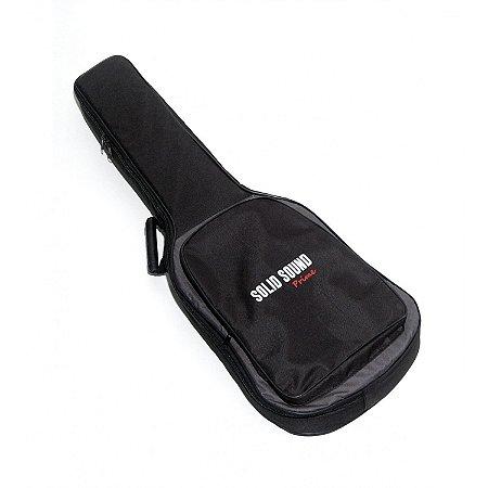 Capa para Guitarra Acolchoada - Solid Sound Prime