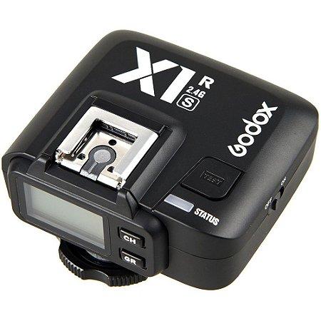 Receptor de Rádio Flash Godox TTL X1R-C - X1C Canon